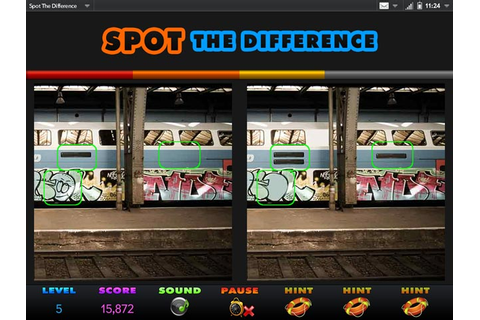 Free promo code for TouchPad game: Spot The Difference ...