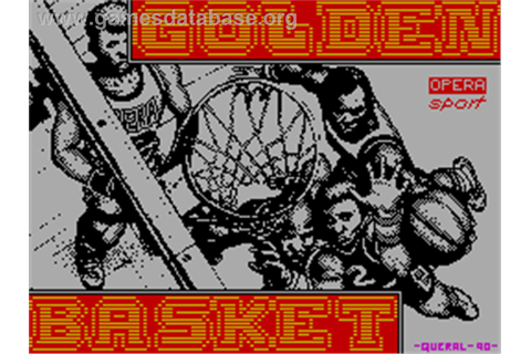 Golden Basket - Sinclair ZX Spectrum - Games Database