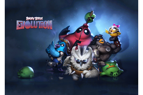 Angry Birds Evolution ya disponible en Google Play