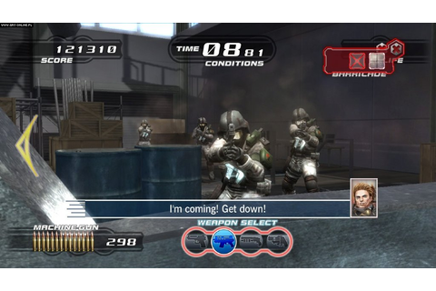 Time Crisis 4 - screenshots gallery - screenshot 30/35 ...