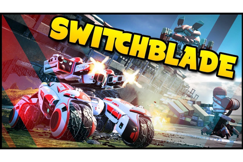 Switchblade - FREE TO PLAY Arena Based Vehicle Action Game ...