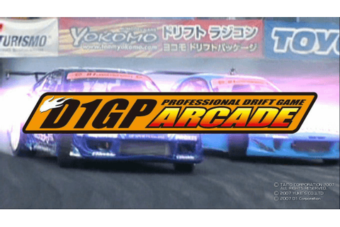 D1GP Arcade: Professional Drift Game video game pcb by ...