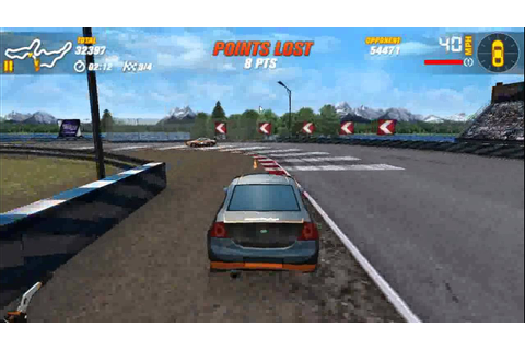 Drift Mania Championship 2 Game Play On Window 8 PC - YouTube