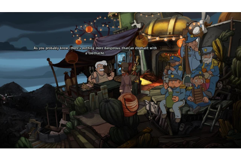 Deponia Doomsday - Recensione - The Games Machine