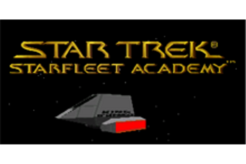 Star Trek - Starfleet Academy Download Game | GameFabrique