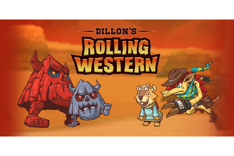 Dillon's Rolling Western | Nintendo 3DS download software ...