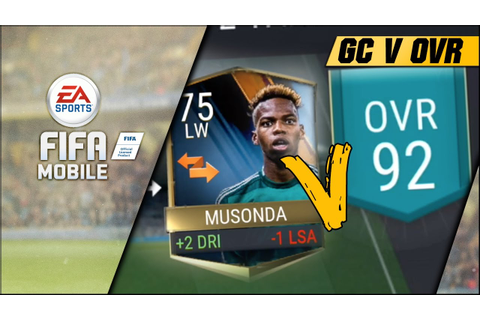 FIFA MOBILE GAME CHANGERS VS OVERALL WHATS BETTER!? | # ...