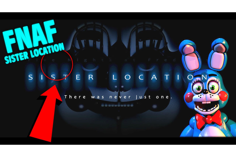 Five Nights at Freddy's: Sister Location #Teaser 1 || NEW ...