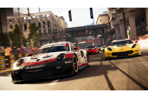 Codemasters announce new Grid racing game | Rock Paper Shotgun