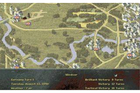 Panzer General 2 Download (1997 Strategy Game)