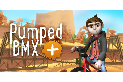 Pumped BMX + | Wii U download software | Games | Nintendo
