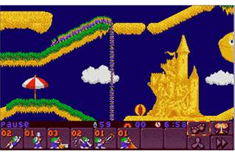 Lemmings 2: The Tribes Download (1993 Puzzle Game)