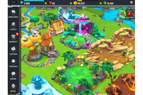 DragonVale World Review: The Need to Breed
