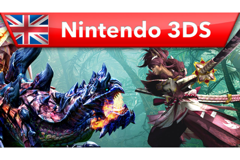 Monster Hunter Generations - A Brand New Type Of Hunter ...