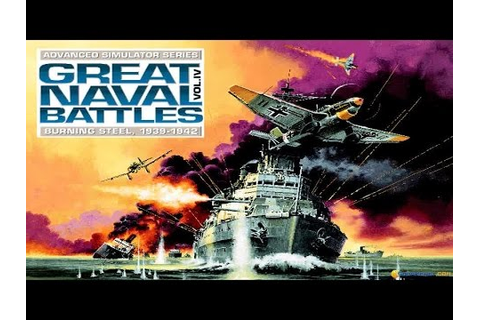 Great Naval Battles 4 gameplay (PC Game, 1995) - YouTube