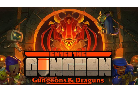 Enter the Gungeon » FREE DOWNLOAD | CRACKED-GAMES.ORG
