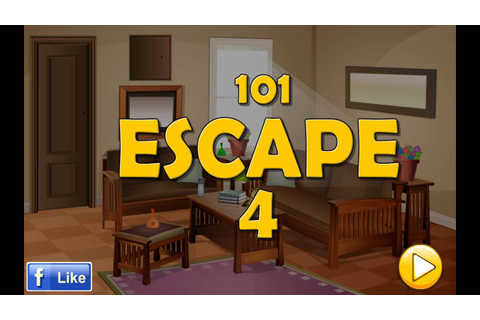 501 Free New Room Escape Games - 101 Escape 4 - Android ...