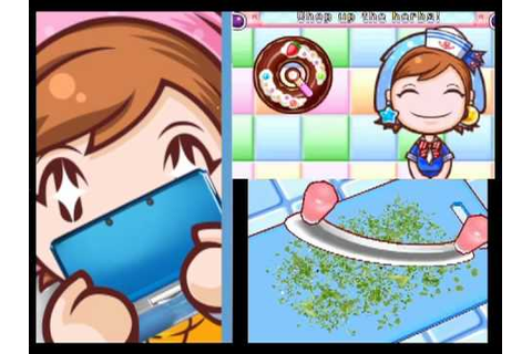 Cooking Mama 4: Kitchen Magic Official Trailer - YouTube