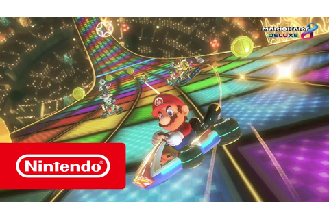 Mario Kart 8 Deluxe - The biggest Mario Kart game yet ...