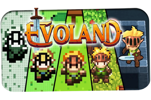 Evoland Gameplay - Die Evolution der Videospiele! - Let's ...