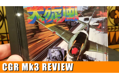 Classic Game Room - TWIN HAWK review for PC-Engine - YouTube
