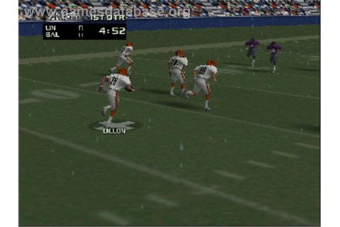 NFL Quarterback Club '98 - Nintendo N64 - Games Database
