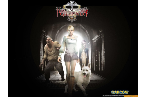 Haunting Grounds PC Remaster?