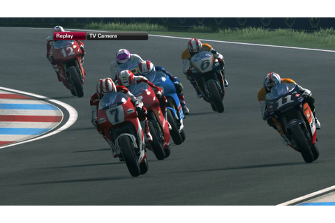 GP500 game replay PC - YouTube