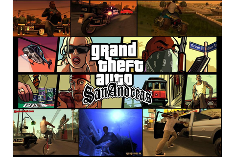 Download game GTA San Andreas: Snow (MOD) 2013 100% Work ...