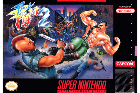 File:Final Fight 2.jpg - Dolphin Emulator Wiki