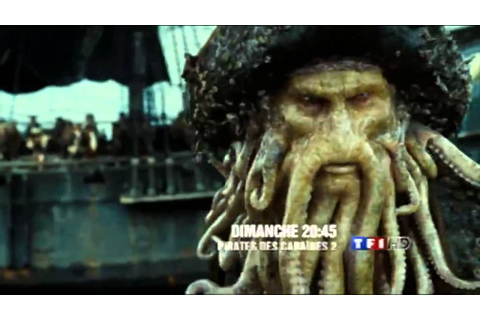 PIRATES DES CARAÏBES, LE SECRET DU COFFRE MAUDIT - TF1 ...