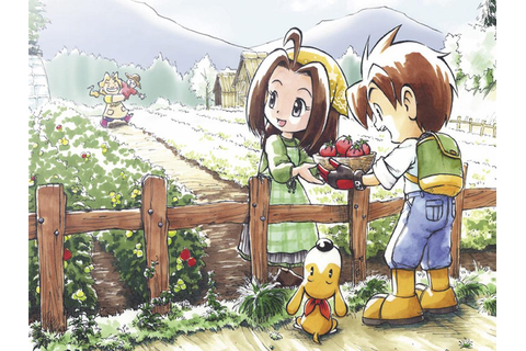 Anarchy Blog: Harvest Moon A Wonderful Life