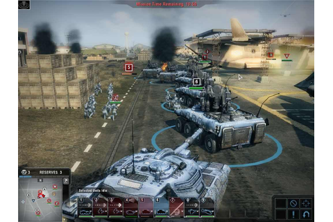 Tom Clancy's EndWar Download Free Full Game | Speed-New