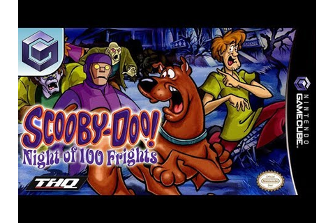 Longplay of Scooby-Doo! Night of 100 Frights - YouTube