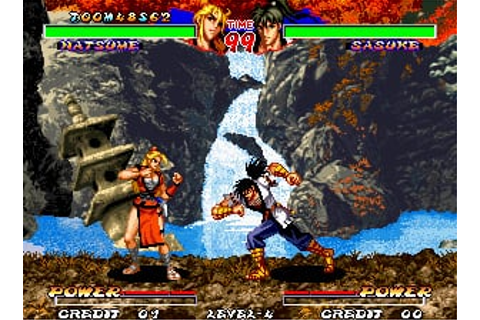 Ninja Master's: Haō Ninpō Chō (Neo Geo) News, Reviews ...
