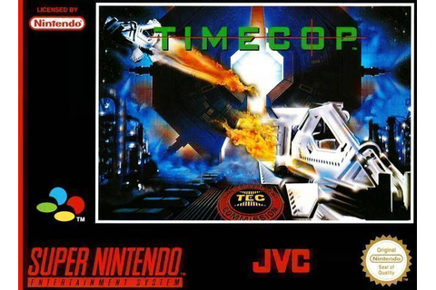 Timecop ROM - Super Nintendo (SNES) | Emulator.Games
