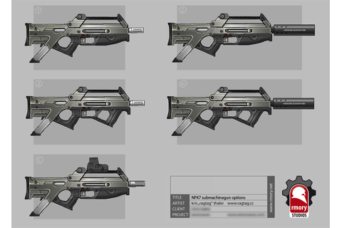 These Men Design Video Game Guns For A Living | Kotaku ...