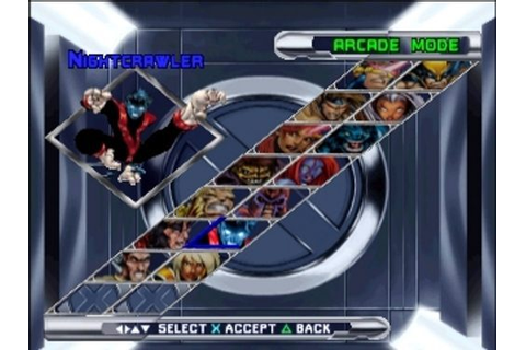 X-Men: Mutant Academy 2 (USA) PSX ISO | Cdromance