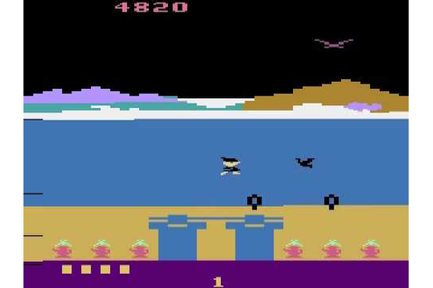 Atari 2600 - Bobby is Going Home - YouTube