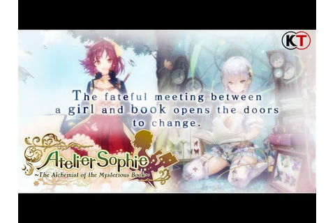 Buy Atelier Sophie: The Alchemist of the Mysterious Book ...