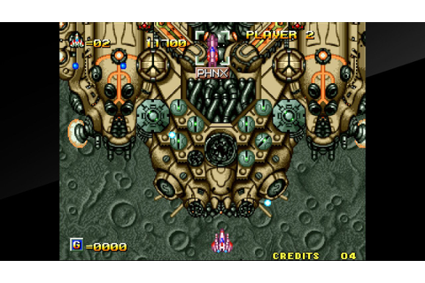 Alpha Mission II (Neo Geo) News, Reviews, Trailer ...