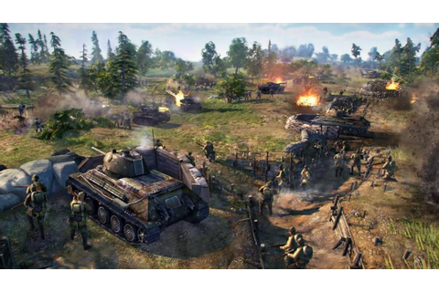 21 Best World War Games for PC | GAMERS DECIDE