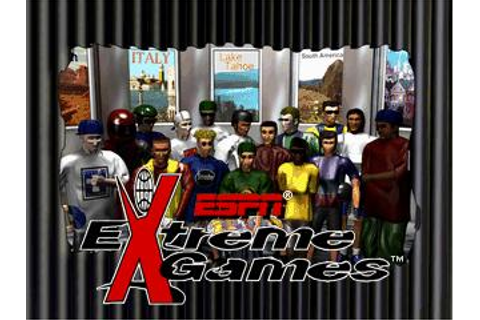ESPN Extreme Games Download (1996 Sports Game)
