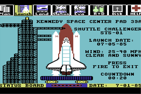 Download Project: Space Station - My Abandonware