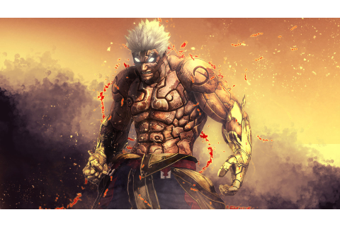 14 Asura's Wrath HD Wallpapers | Backgrounds - Wallpaper Abyss