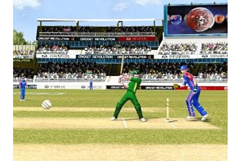 Cricket games: Cricket Revolution is finally released