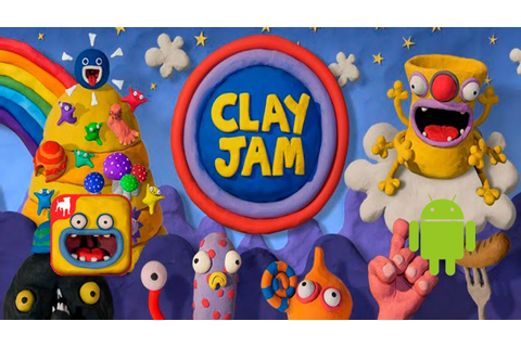 Clay Jam - Android Games - YouTube