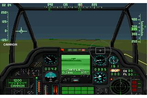 Gunship 2000 (CD-ROM Edition) Download (1993 Simulation Game)