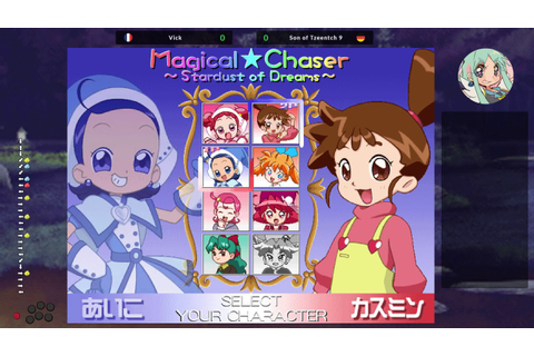 Let's Play and Figure Out: Magical Chaser ~Stardust of ...