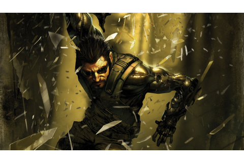 16 HD Deus Ex Mankind Divided Game Wallpapers ...
